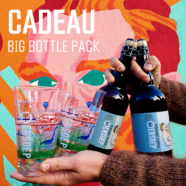 CADEAU - Big Bottle pack