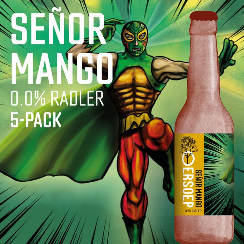 Señor Mango giftpack