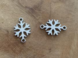 RVS sneeuwvlok  connector