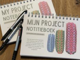 Mijn project notitieboek - My project notebook