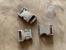 Alu-Max glanzend zilver