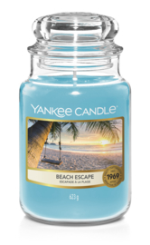 YC Beach Escape Large Jar