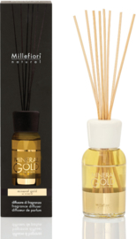 MM Milano Reed Diffuser 250 ml Mineral Gold