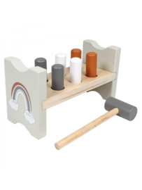 TRYCO - WOODEN HAMMER BENCH
