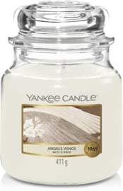 YC Angel's Wings Medium Jar