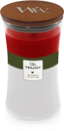WW Trilogy Winter Garland Large Candle