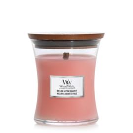 WW Melon & Pink Quartz Medium Candle