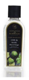 Lime & Basil