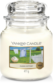 YC Clean Cotton Medium Jar