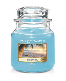 YC Beach Escape Medium Jar