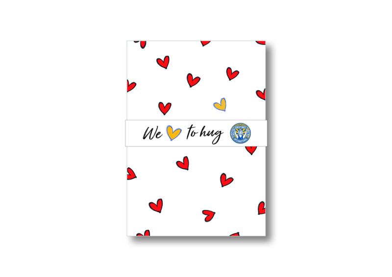 We love to hug || Soroptimistenclub Apeldoorn
