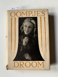 Oompjes droom | F. M. Dostojefski | Vert. S. van Praag | 2e druk | Uitgever: Amsterdam Van Holkema & Warendorf N.V. |