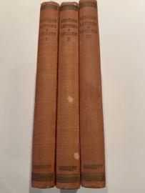 Sénèque Lettres a Lucilius I & 2 & 3 | François et Pierre Richard | Paris Librairie Garnier Frères |