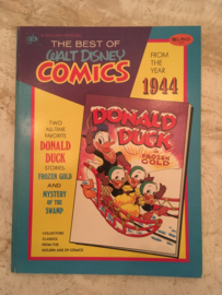 The best of Walt Disney Comics from the year 1944 - Donald Duck in frozen gold