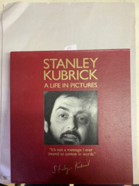 a Life in Pictures   Stanley Kubrick Christiane Kubrick    met DVD  
