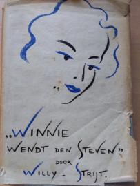 Winnie wendt den steven | Willie Strijt | illustraties C. Icke | 1940 ?