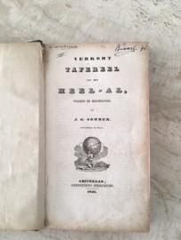 Verkort tafereel van het heel-al - J.G. Sommer - 1836