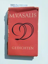 Vasalis | Gedichten | vergezichten en gezichten | Van Oorschot | 1954 | 1e druk |