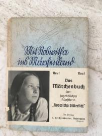 Mit Roswitha ins Märchenland - band 1 van serie 4 - Roswitha Bitterlich