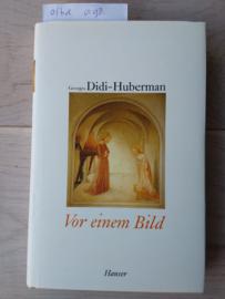 Vor einem Bild | Georges Didi-Huberman | 1990 | Carl Hanser Verlag