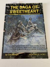 The Saga of Sweetheart | Col Stringer | 1999 | J.B. Books Pty Ltd Austtralia |