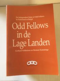 Odd Fellows in de Lage Landen | Gerhard Velthuizen en Herman Kamminga | ISBN 978-90-820214-2-4 |