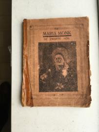 Maria Monk - De zwarte Non -  ca. 1950