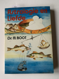 Astrologie en liefde | dr. M. Boot | 1983 | uitgever: Servire B.V. Katwijk aan Zee | ISBN 90 6325 195 5 |