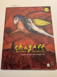 Chagall. Musée national Marc Chagall. Nice. | 2011 | by Élisabeth Pacoud-Rème | eng. talig | Head curator Maurice Fréchuret |