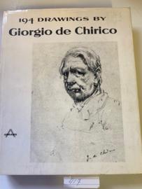 194 drawings by Giorgio de Chirico | selected by Ezio Gribaudio, introductory by Luigi Carluccio