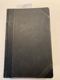 Biblia Sacra Juxta Vulgatae | Aloisius Claudius Fillion | 1887 | Latijn| Uitgever:Librairie Letouzey et Anê |