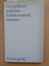Over gebleven gedichten | Willem Frederik Hermans | 1982 | Bezige Bij |