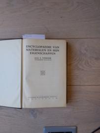 Encyclopaedie van materialen en hun eigenschappen