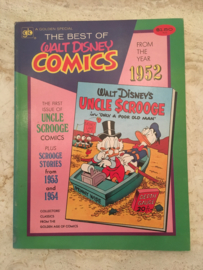 "The Best Walt Disney Comics 1952: Uncle Scrooge in ""Only a poor old man"" + Stories"