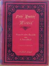 Frits Reuter   Frits Reuter's werken   vertaald onder toezicht en bewerkt door E. Laurillard   Gebr. E. en M. Cohen, Arnhem-Nijmegen   8e druk