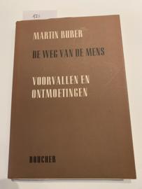 De weg van de mens | Volgens de Chassidische Leer | Martin Buber | 1968 | Uitg.; L.J.C. Boucher te 's-Gravenhage |