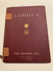 Lodola - Japansch-Russisch verhaal uit de jaren 1903-1905 | 1906 | Catharina Alberdingk Thijm | 1e Druk | Geïllustreerd | Gebr. Grauw Amsterdam | Uitg.: N. J. Boon te Amsterdam |