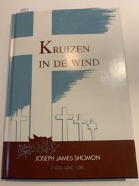 Kruizen in de wind | Joseph James Shomon | 1994 | 3e  uitgave herzien en bijgewerkt | Uitgever: Keulers te Geleen |