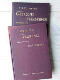 Gedroomd Paardrijden  en Florence | E.J. Potgieter | toegelicht J.B. Meerkerk | 1905