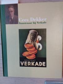 Cees Dekker Kunstenaar bij Verkade