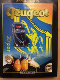 Peugeot | Association | 20 jaar |  Hollande | 1995 | auto geschiedenis