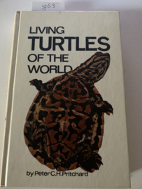 Living Turtles of the World | Peter C. H. Pritchard | 1967 | Photograph Dr. Herbert R. Axelrod | T.F. H. Publications, Inc. |