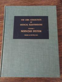 The Ciba Colledtion of medical illustrations, volume 1 nervous system  Frank H. Netter