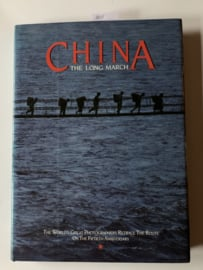 China: The Long March | Anthony Lawrence | 1986 |  Anybook Ltd. (Lincoln, United Kingdom) |