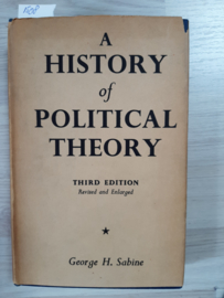 A History of Polical Theory │ George H. Sabine│ uitgeverij George G.  Harrap │ Third Editon 1959