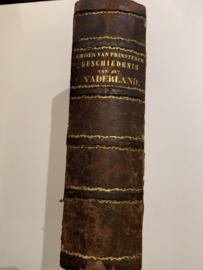 Handboek der geschiedenis van het vaderland | G. Groen van Prinsterer | 1872 | Derde druk | Hoverke Amsterdam |