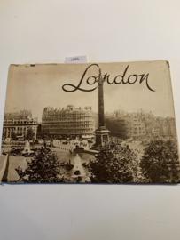 LONDON CITY. London - the Little Village - Home, or the 'big smoke' as fancy wills, but always London City - the Magnet | Photochrom Co. Ltd., London & Tunbridge Wells |