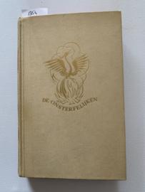 """De Onsterfelijken   Stendhal   """"De Chartreuse van Parma 1839""""   1948   Vertaald en ingeleid door Elisabeth de Roos   Uitgever: Contact Amsterdam  """