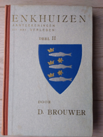 Enkhuizen aanteekeningen uit het verleden   Brouwer   West-Frieze- Styk   1946