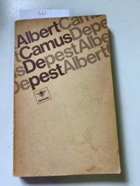 De Pest | Albert Camus | darboek |